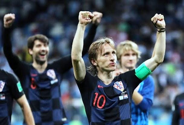 kroasia kalahkan Argentina Piala Dunia
